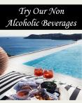Try Our Non Alcoholic Beverages