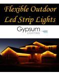 Flexible Outdoor Led Strip Lights