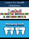 Contact For Amarillo Orthodontics