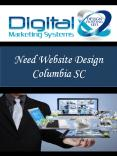 Need Website Design Columbia SC