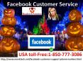 Halloween night offer by Facebook Customer Service 1-850-777-3086 team