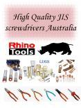 High Quality JIS screwdrivers Australia