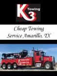 Cheap Towing Service Amarillo, TX