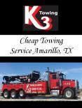 Cheap Towing Service Amarillo, TX