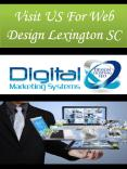 Visit US For Web Design Lexington SC