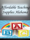 Affordable Teaching Supplies Alabama