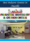Best Pediatric Dentist In Amarillo