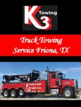 Truck Towing Service Friona, TX