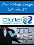 New Website Design Columbia SC