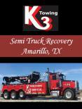 Semi Truck Recovery Amarillo, TX