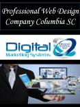 Professional Web Design Company Columbia SC