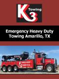 Emergency Heavy Duty Towing Amarillo, TX
