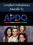Certified Orthodontics Amarillo Tx