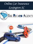 Online Car Insurance Lexington SC