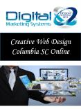 Creative Web Design Columbia SC Online
