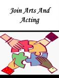 Join Arts And Acting