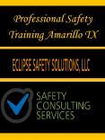 Professional Safety Training Amarillo TX