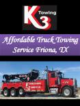 Affordable Truck Towing Service Friona, TX