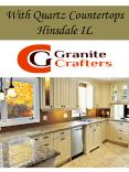 With Quartz Countertops Hinsdale IL