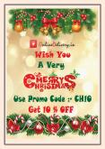 send Christmas gifts to India,