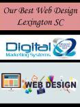 Our Best Web Design Lexington SC