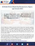 3D Mobile Devices Market Growth, Vendors,Key Suppliers Forecast 2022