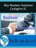 Buy Business Insurance Lexington SC