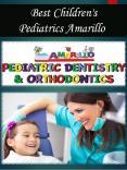 Best Children's Pediatrics Amarillo
