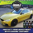 BMW got Ceramic Coated with Pearl Nano Performed by Aredam Custom Detailing