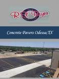 Concrete Pavers Odessa,TX