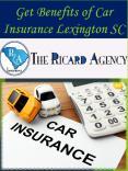 Get Benefits of Car Insurance Lexington SC