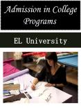 Admission in College Programs
