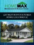 Get Best Manufactured Homes Columbia SC