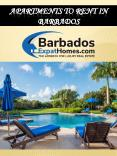 Apartments To Rent In Barbados