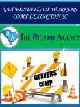 Get Benefits of Workers Comp Lexington SC