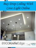 Buy Drop Ceiling With Cove Light Online