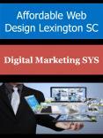 Affordable Web Design Lexington SC