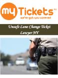 Unsafe Lane Change Ticket Lawyer NY