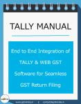 End to End Integration of TALLY & WEB GST Software for Seamless