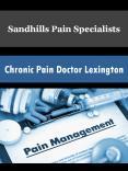 Chronic Pain Doctor Lexington