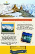 Exploring Tourism:  Georgia Tour Operator & Georgia Travel Agent