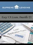 Easy VA Loans Amarillo TX