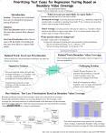 Test Case Prioritization Based on Boundary Value Coverage