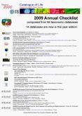 2009 Annual Checklist
