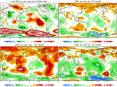 Distinct pattern in differences between GFS Z500 analyses and other centers