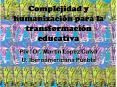 Complejidad y humanizaci