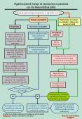 Algoritmo para el manejo de secreciones en pacientes con v