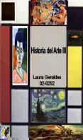 Historia del Arte III