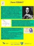 1654 : Echange de lettres avec Blaise Pascal sur le