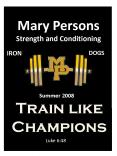 2008 Summer Sports Manual